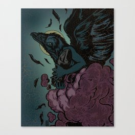 War Spirit Canvas Print
