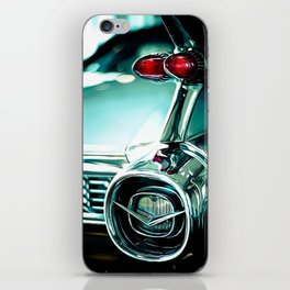 Tail Lights iPhone Skin