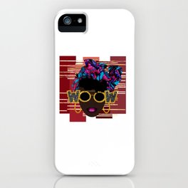 Woow iPhone Case