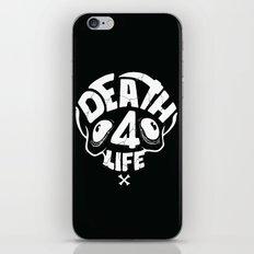 Death4life iPhone & iPod Skin