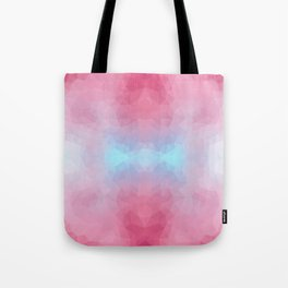 Mozaic design in soft colors Tote Bag