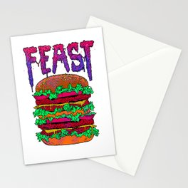 FEAST Stationery Cards