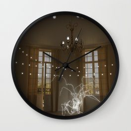 Serenity re-interrupted Wall Clock
