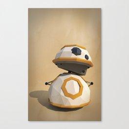 BotBot-8 Canvas Print