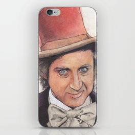 Willy Wonka iPhone Skin