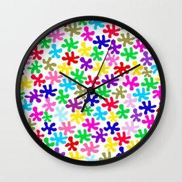 Human resources Wall Clock