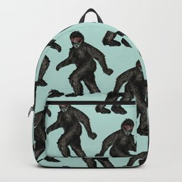 Sasquatch Sighting | Bigfoot Encounter Pattern | Wild Animals Backpack