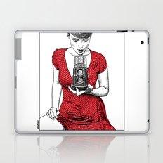 asc 165 - Le regard inversé (d'après zzitlali) Laptop & iPad Skin