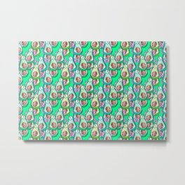 avocadocorn Metal Print