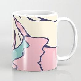 cute flowers, pink Coffee Mug