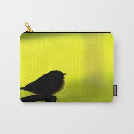 Baby Bird In Early Summer #decor #society6 Carry-All Pouch