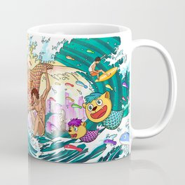 The Kallang Wave Coffee Mug