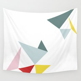 Triangles in the Sky Wall Tapestry