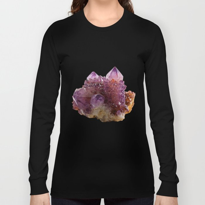 Crystal Planet Long Sleeve T-shirt