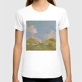 Mapping the heart T-shirt