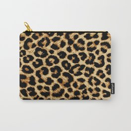 ReAL LeOparD Carry-All Pouch
