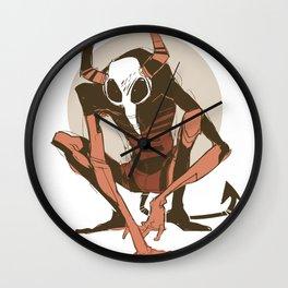 lurk Wall Clock