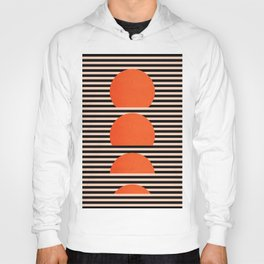 Abstraction_SUNSET_LINE_ART_Minimalism_001 Hoody