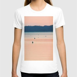 River of Cotton Candy  T-shirt
