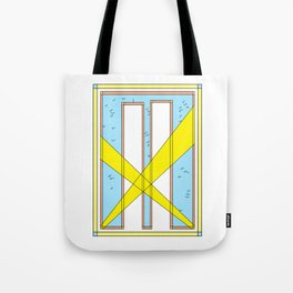 3 Weeks After Paradise - a 9/11 tribute Tote Bag