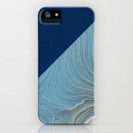 Salt water heals iPhone Case