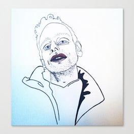 A R Canvas Print