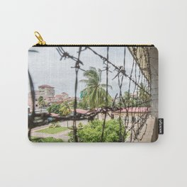 S21 Building C View - Khmer Rouge, Cambodia Carry-All Pouch