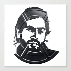Javier Bardem Canvas Print