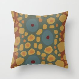 Brook Trout 2 Throw Pillow
