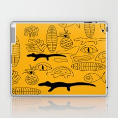 Crocodile Dream Laptop & iPad Skin