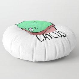 Catcus Floor Pillow