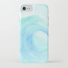 Surf Time iPhone Case