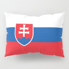 National flag of Slovakia Pillow Sham