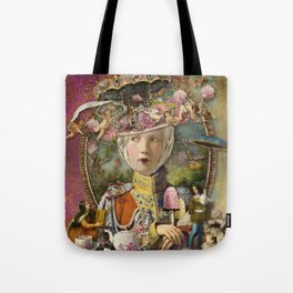 rOuNd aBoUt 5 pm Tote Bag