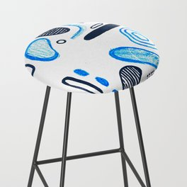Water Feature Bar Stool