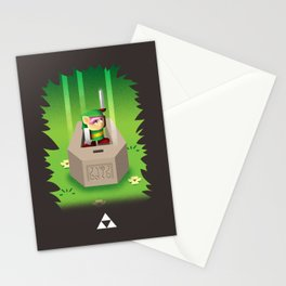 The Legend Stationery Cards