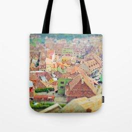 Transylvania I Tote Bag