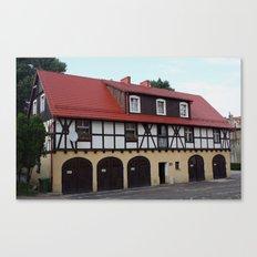 Pub Canvas Print