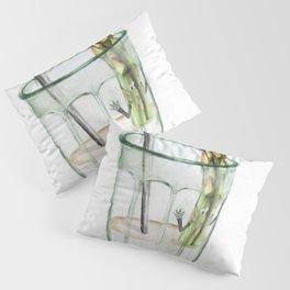 La Cuisine Fusion - Aspargus Latte Pillow Sham