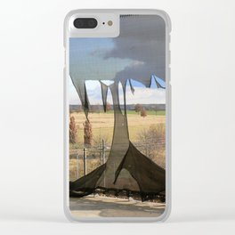 Lost Places 286_B Clear iPhone Case