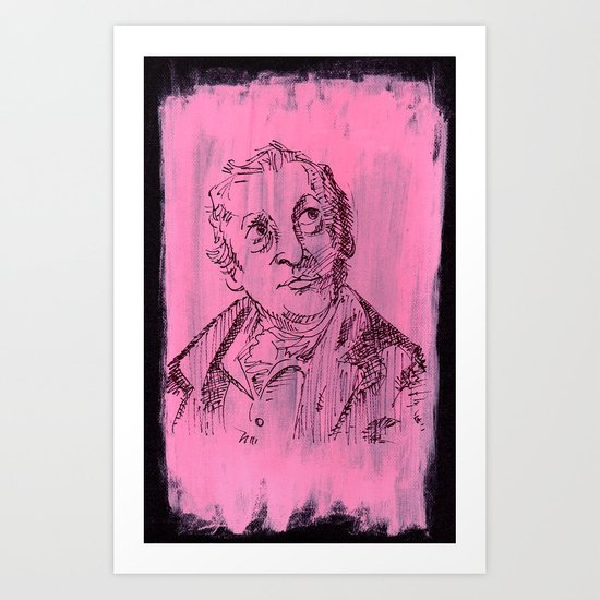 William Blake Art Print