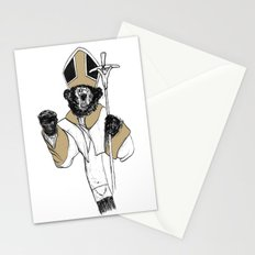 The Bear Pope Stationery Cards