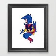 Buck Rogers Framed Art Print