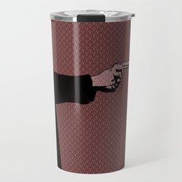 Kittappa Series - Red Travel Mug