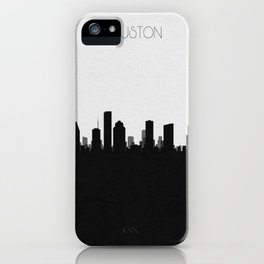 City Skylines: Houston iPhone Case