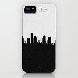 City Skylines: Houston iPhone Case