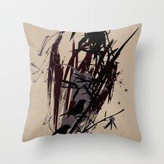 Afternoon Break Throw Pillow