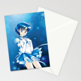 Super Sailor Mercury Stationery Cards