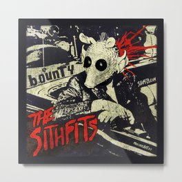Sithfits - Bounty Metal Print