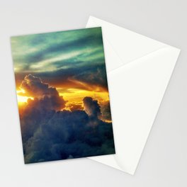 Above the Clouds I Stationery Cards